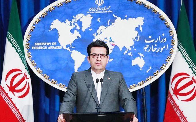 伊朗谴责近期美国国会众议院通过的所谓涉疆法案