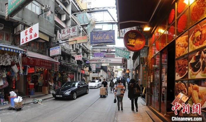 香港警方:過去一周社會氣氛相對和平 無使用任何彈藥