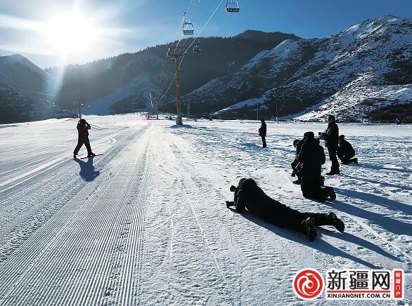 【骄阳看雪乌鲁木齐】上千幅摄影展作品将在冬博会集中展示