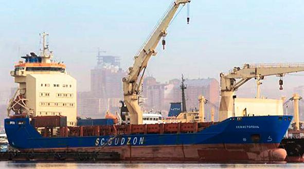 俄羅斯船只在新加坡港口被扣押 俄使館這樣回應