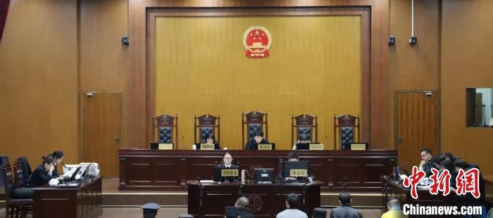 杭州特大非法集資案開庭 涉案31億3.7萬人受害