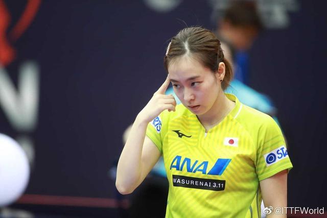 首轮3场中日对抗!石川佳纯陷入死亡半区,国乒小将对阵世界冠军