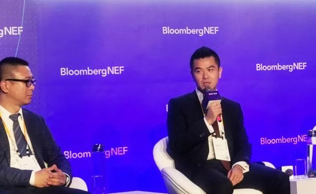 正泰新能源出席2019彭博上海峰会