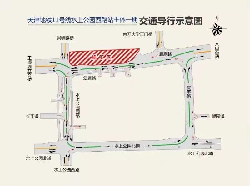 ?天津市区这30条公交改线!部分站点撤销