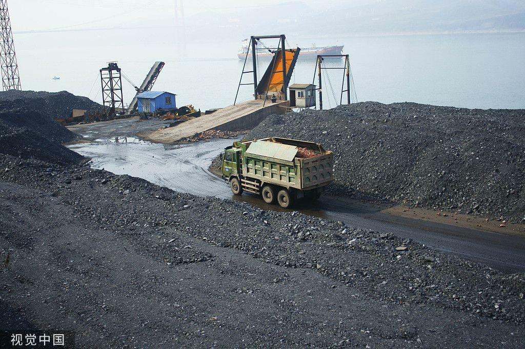 今年煤價穩中有降 中煤協:下行壓力有加大趨勢_煤炭