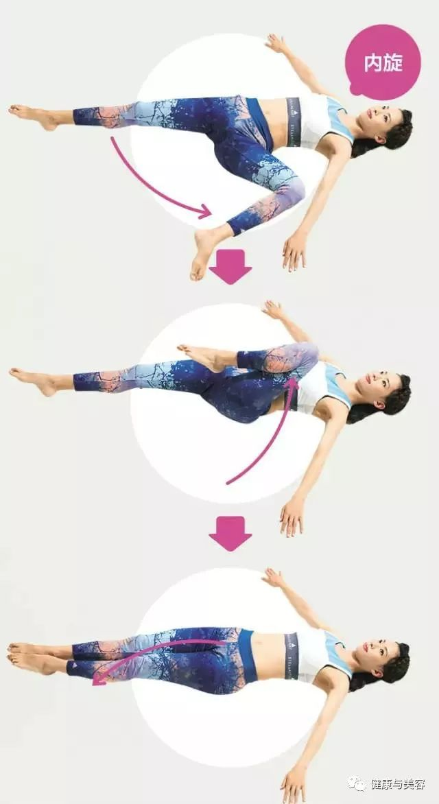 健康丨臀部下垂怎么办?睡前晃晃腿就能收获完美翘臀!