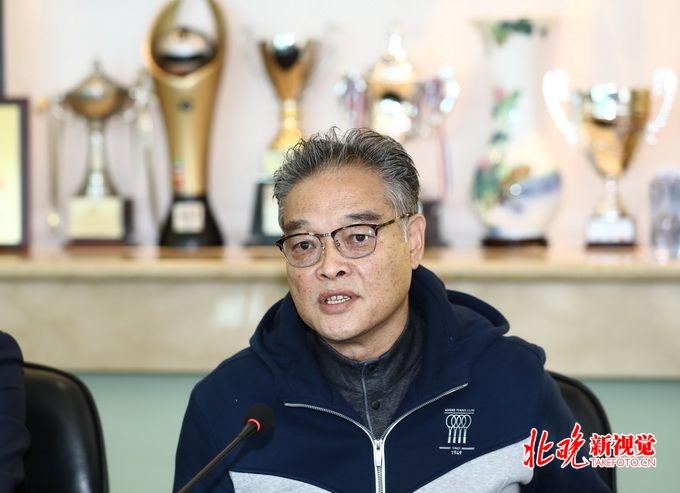 「國際在線」64歲沈富麟時隔22年再度掛帥中國男排