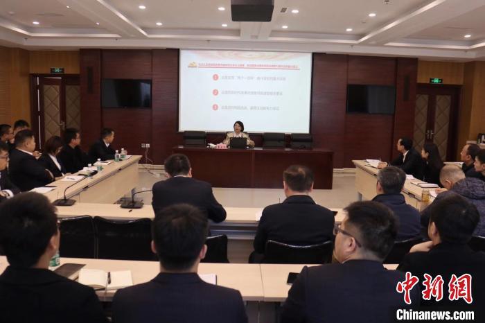四川省委宣讲团走进成都天府国际机场
