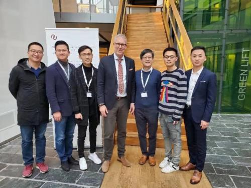 北京維樂口腔周銘、賈四慶受邀遠赴瑞典哥德堡大學探訪交流