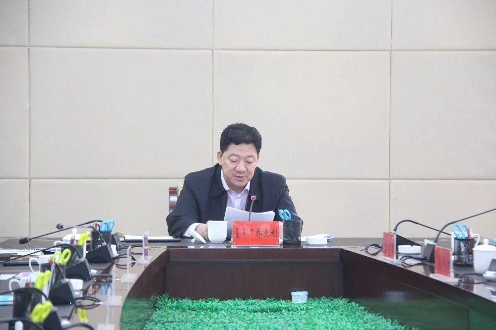 【头条】2019年第21次书记专题会议召开