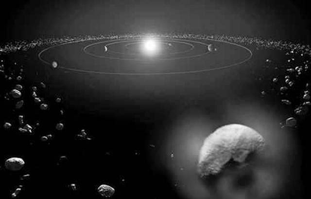 我们应该放美国一马,好让他们继续高成本对付小行星