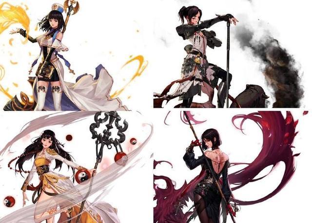 dnf女圣职者排行_DNF:新春时装外观一览!女圣职者像仙子,魔法师=小蜜蜂