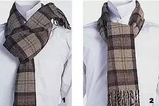 男人提高衣着品味,从一条围巾开始
