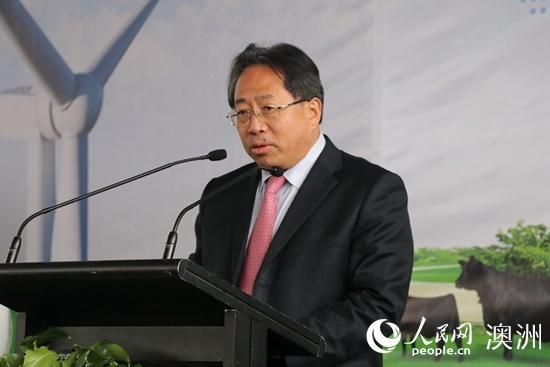 中电建董事长_中电建杜国刚