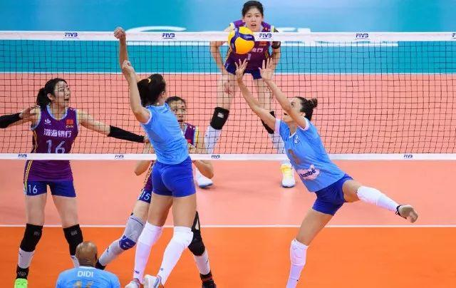 恒大天津双双告负,女排世俱杯预订倒数一二名,郎平却成最大赢家_中国女排