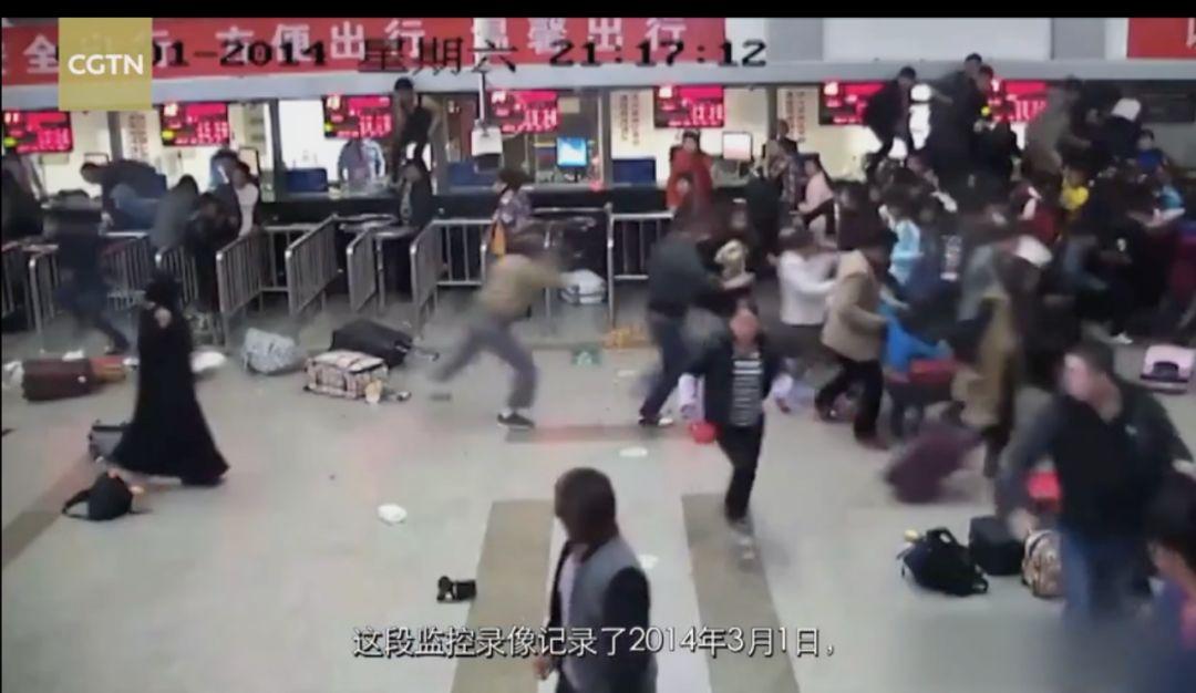 重磅!央视播涉疆反恐纪录片,部分画面首次披露(附完整视频)