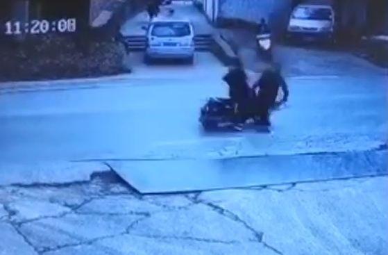 小心了!八旬老人回家途中被撞身亡,南宁这段路