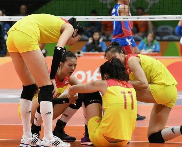 朱婷的右手,李盈莹的左肩,张常宁的膝盖!中国女排警惕伤病困扰_奥运会
