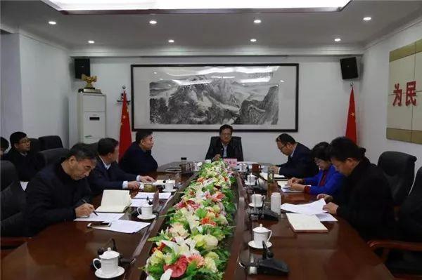 【时政新闻】赵居安主持召开区政府党组第四次专题研讨会