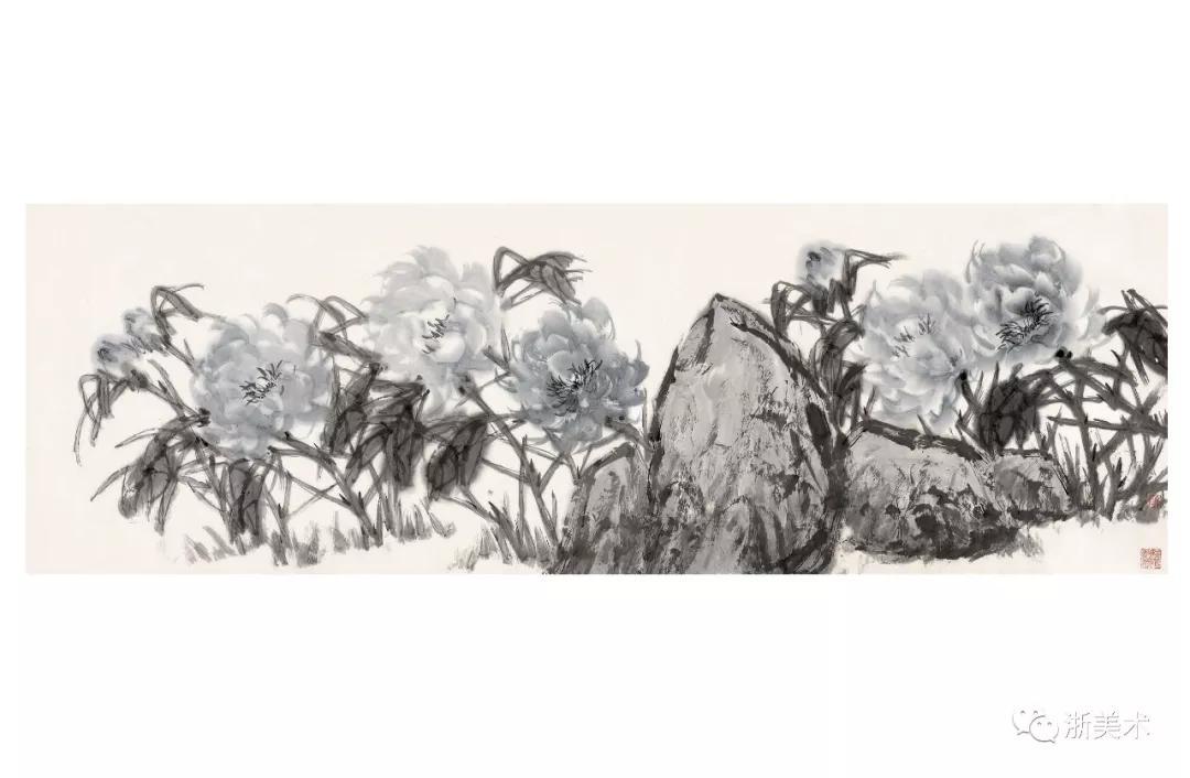 【展讯】大吉庭器·国色篇—芮顺淦牡丹画展