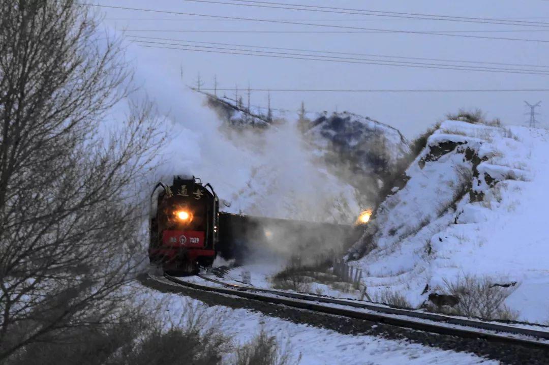 图集丨蒸汽机车:不仅是怀旧情结,更是对铁路沧桑巨变的回望_摄影