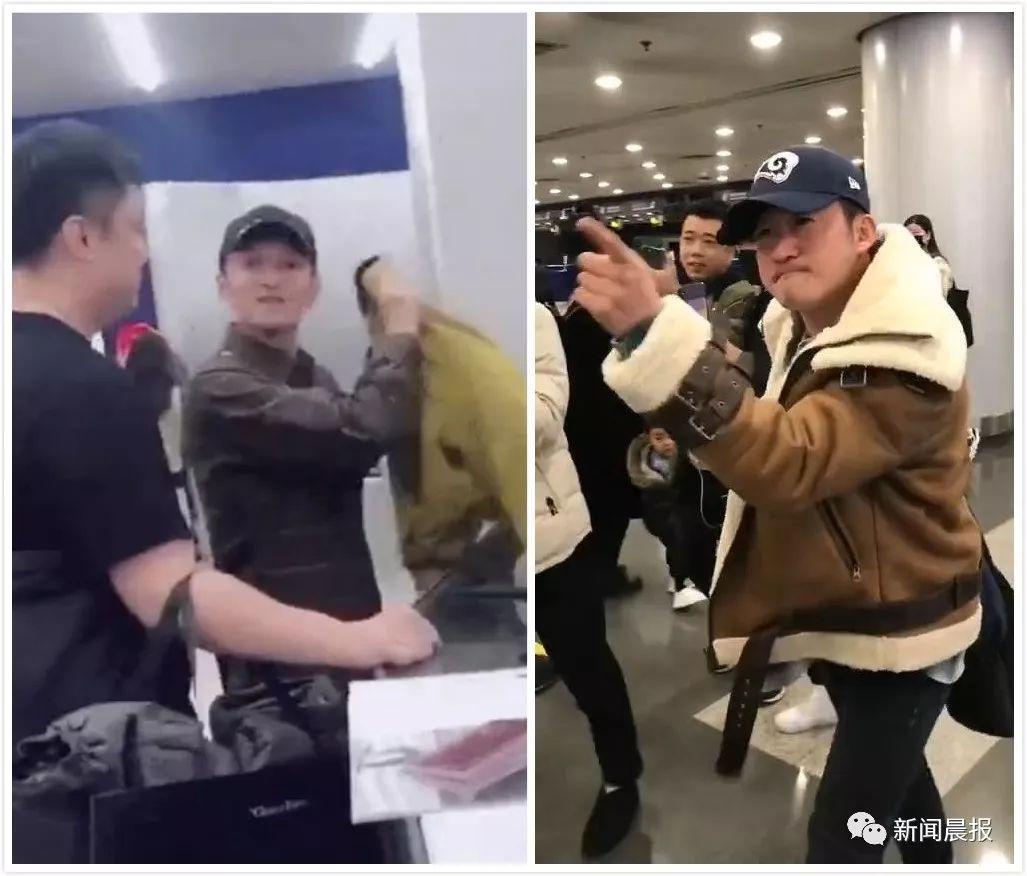 气炸了!吴京机场当众发飙!网友却纷纷叫好_李维嘉