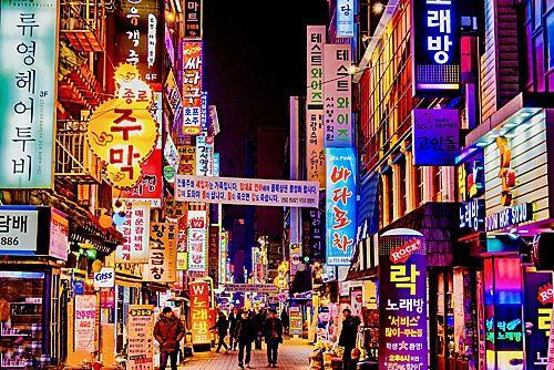 亚洲金融危机后,韩国为何能跃居为发达国家之列?