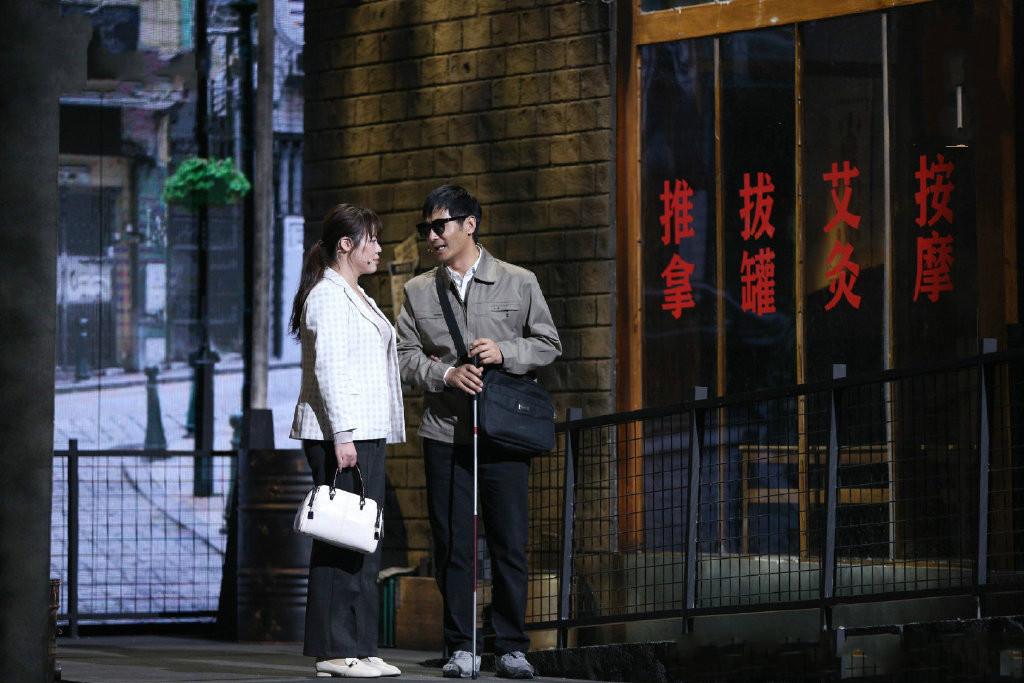 《演员2》终于巅峰对决,倪萍不输影后惠英红,李光复不愧老戏骨