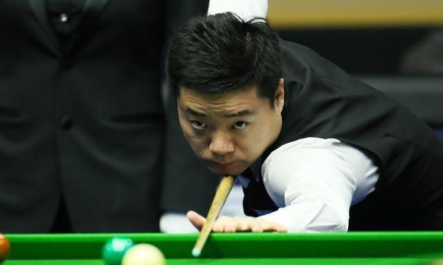 丁俊晖两个赛季来首破八强 英锦赛迎来破荒良机