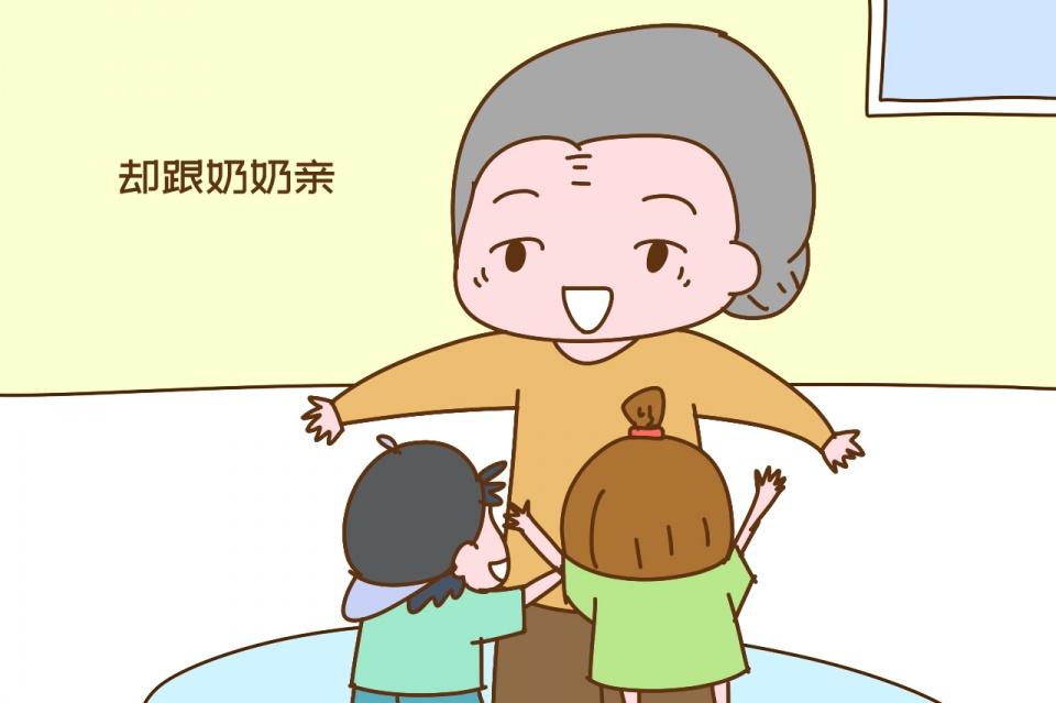 为啥越来越多的姥姥,开始把娃 还给 奶奶 背后原因很少人明白