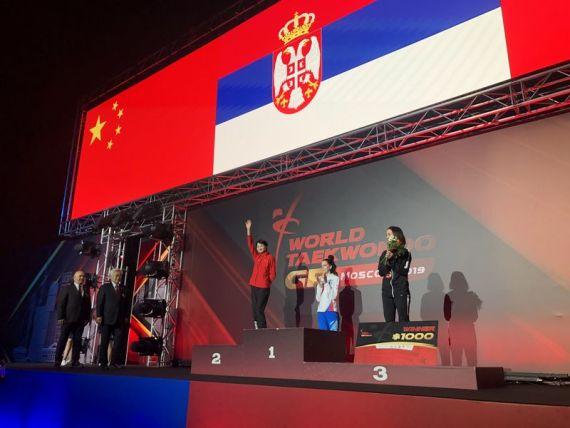第四次获奥运参赛资格,冠军妈妈吴静钰复出创历史_跆拳道
