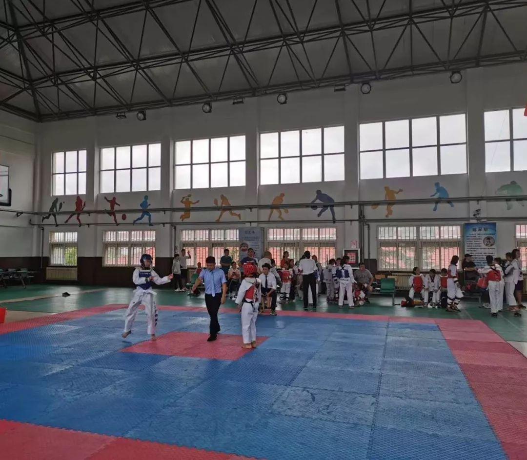 2019年城阳区 区长杯 中小学体育大赛落幕图片