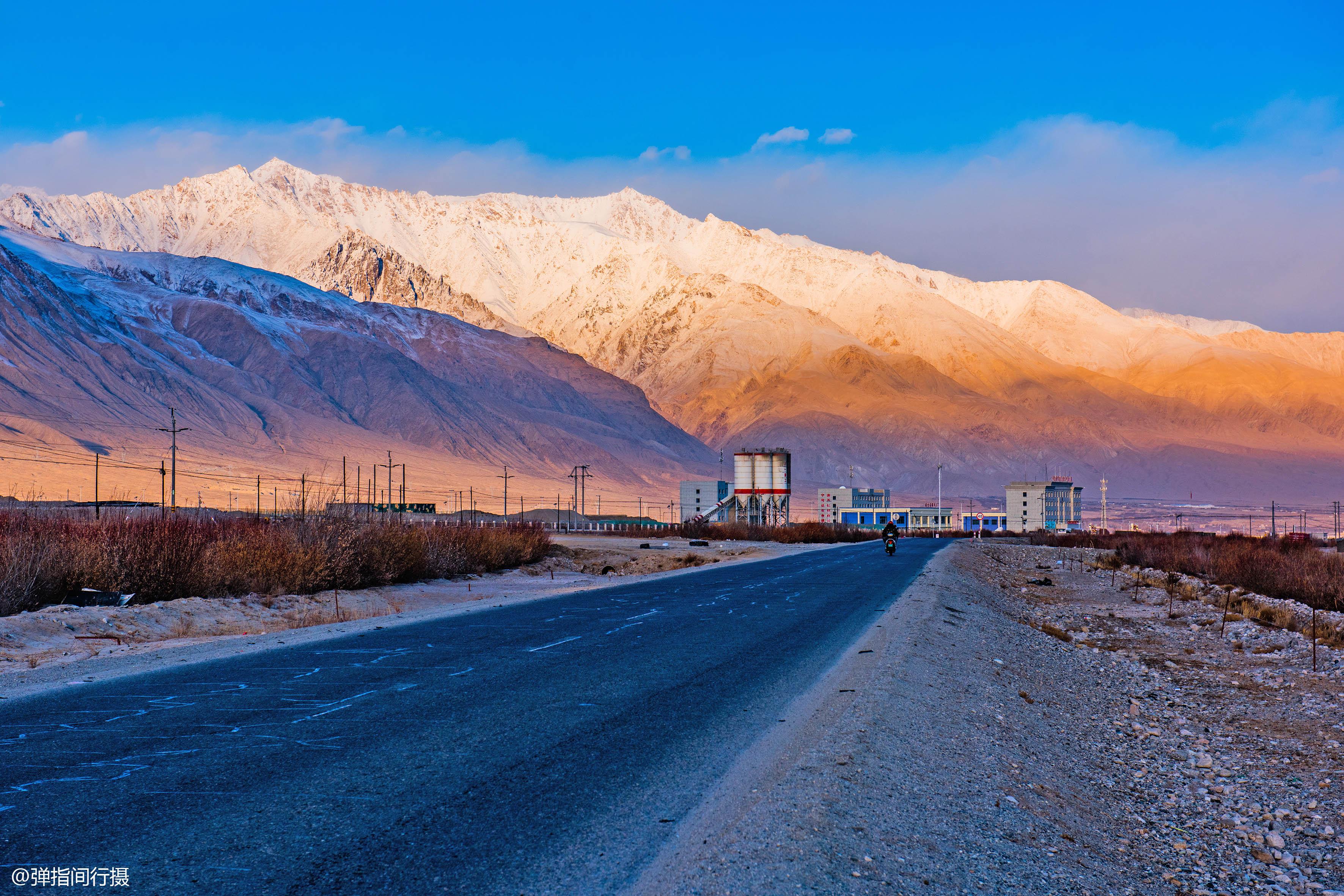 """新疆最美自駕公路,不只有獨庫,這條""""帕米爾天路""""才是勇者之選_中巴"""