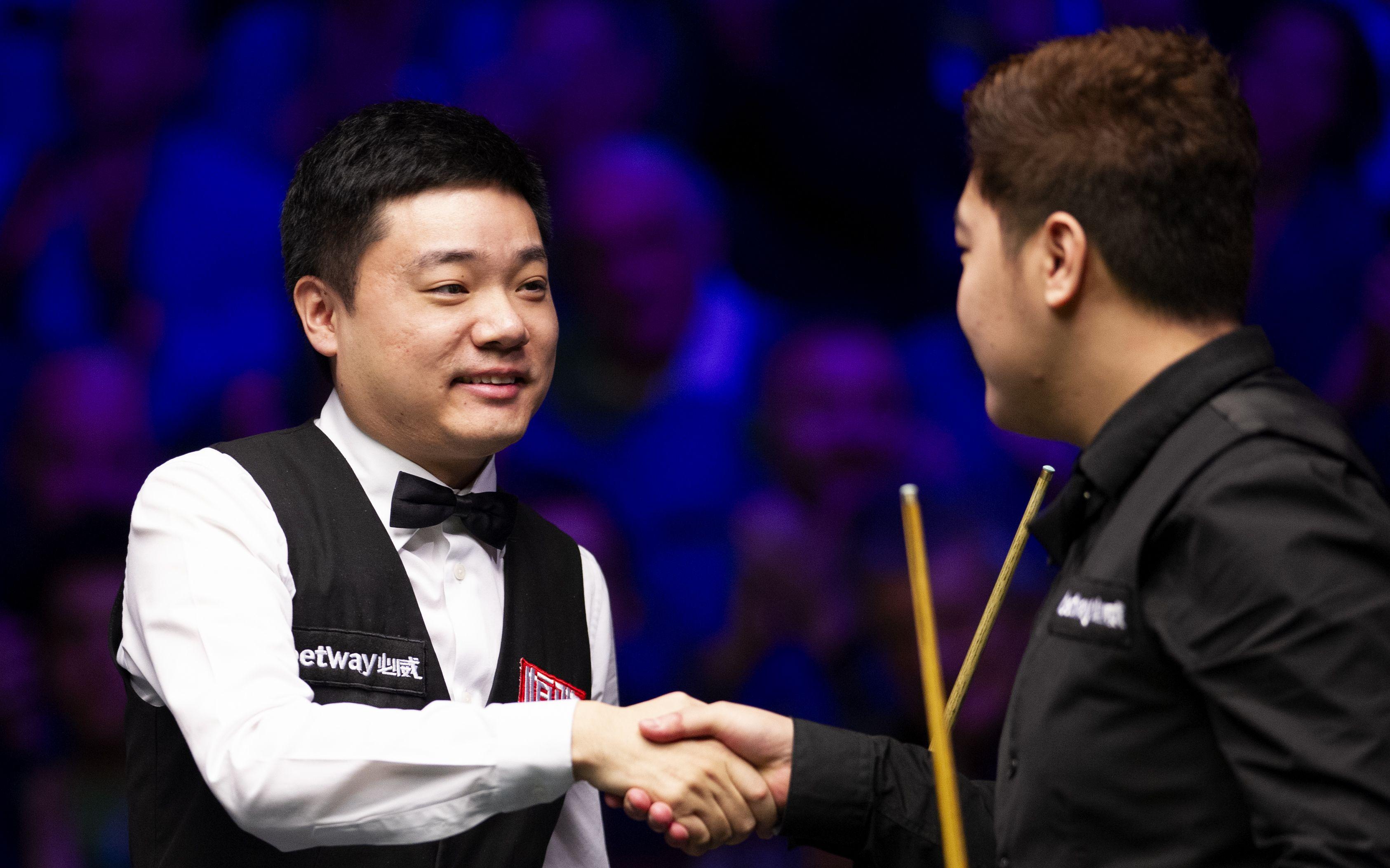 时隔10年再进英锦赛决赛,丁俊晖向第三冠发起冲击_状态