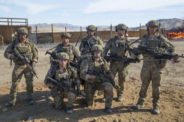 为什么小个子中国军人能赢五大三粗的美国肌肉男?