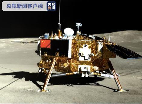 """今天!""""嫦娥四号""""探测器奔月一年了!"""