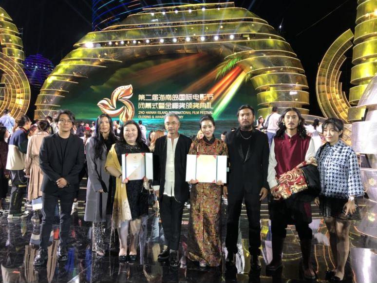 《气球》获海南岛国际电影节最佳影片大奖 女主索朗旺姆封影后