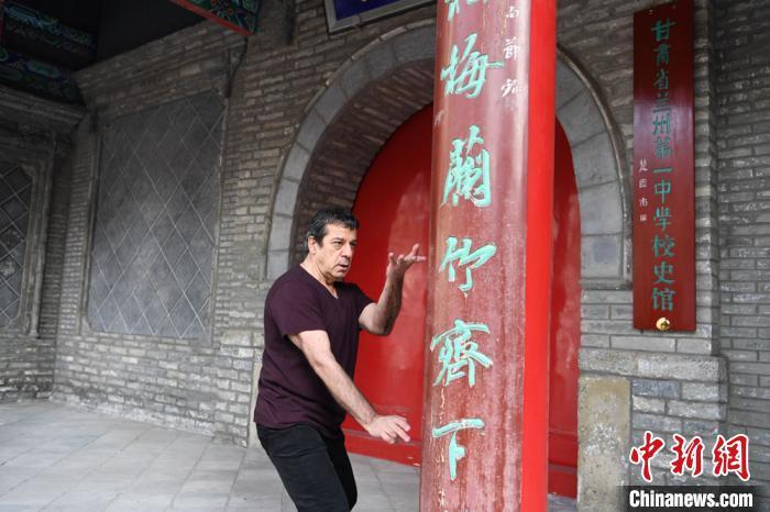 """加拿大教师""""从南到北""""中国15年:功夫伴左右 感恩在心中"""