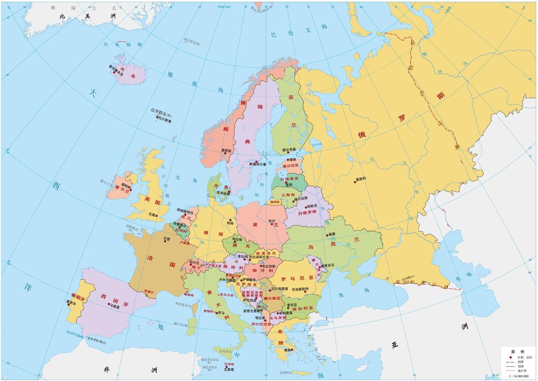 """曾經的世界霸主歐洲,還有沒有可能重回世界""""巔峰""""?_工業革命"""