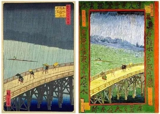 美哭了!这个迷倒梵高和莫奈的大师,画下了最美的日本,至今都无人超越!