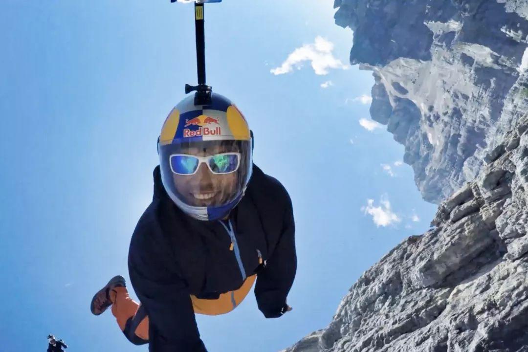 亞洲第一飛人:6年專職跳懸崖,中國人的世界奇跡_飛行