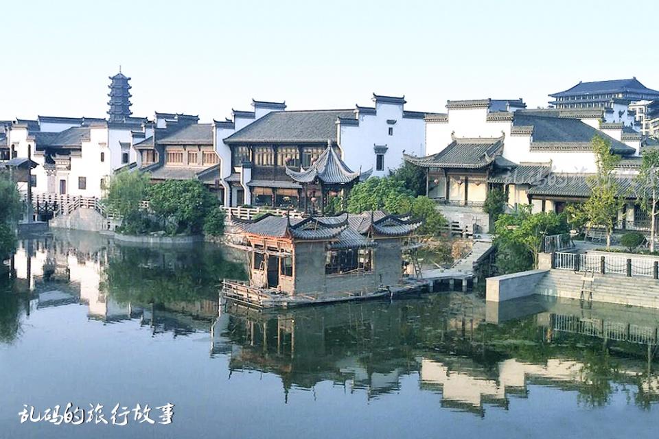 耗资80亿打造的安徽古镇,风光堪比宏村,藏2项世界之最入选4A景区