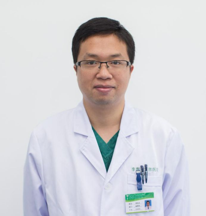 病床前,這位醫生突然演起了孫悟空…_胡禮宏