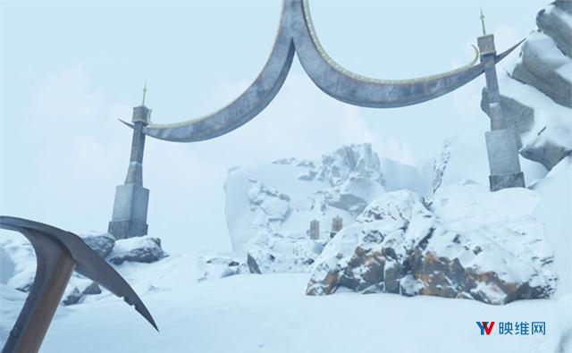 叙事解谜VR游戏《Myth Hunters》登陆Oculus Rift