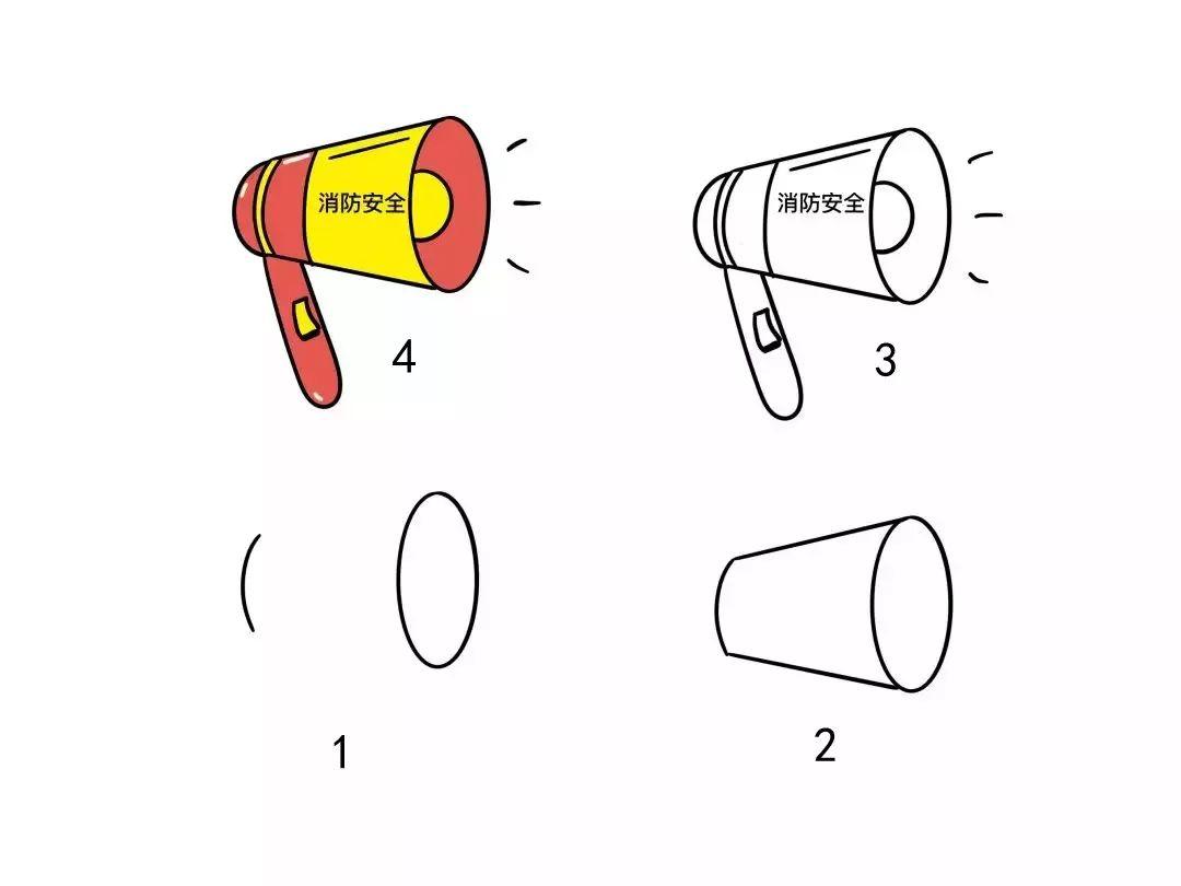 消火栓   part 7 出水的消防员   超级简单的消防简笔画   灭火器   禁止玩火   消防喇叭