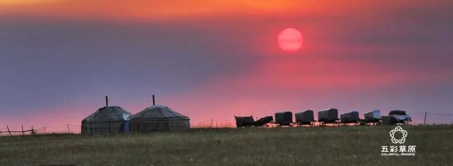 游牧民族的居舍——蒙古包
