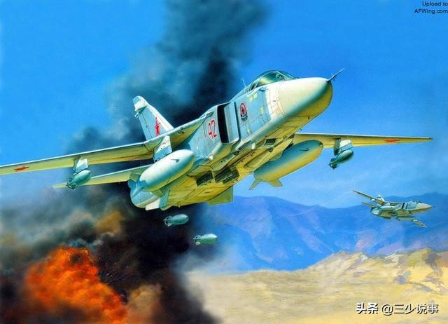 苏-24击剑手的新生