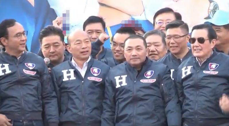 帝国的荣耀韩国瑜宣布:朱立伦出任全台竞总主