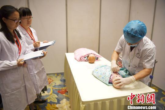中國未來5年將培訓約2萬名基層兒科醫護人員