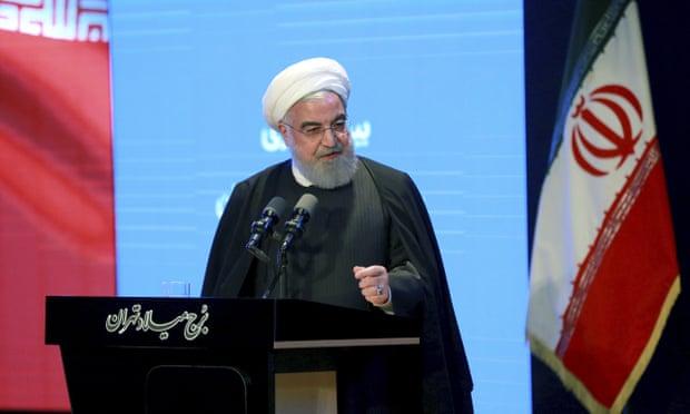 伊朗新財年預算計劃公布,魯哈尼:減少對石油出口收入的依賴以抵御美國制裁_協議